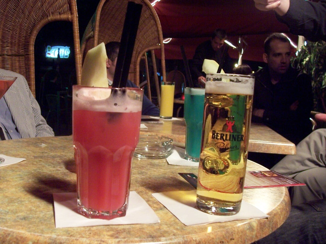 Cocktails in Berlin